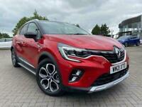 2021 Renault Captur Hatchback S Edition Automatic Hatchback Petrol/Ele Automatic