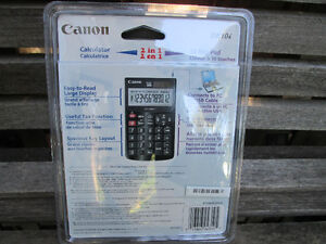 Canon DK-10i 12-Digit USB Calculator New in Package Never Used London Ontario image 5