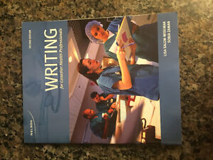 Writing for Canadian Health Professionals - second edition