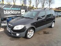2008 SKODA ROOMSTER TDI PD Scout 5dr