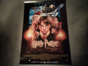 Movie Poster - Harry Potter and the Philosopher's Stone