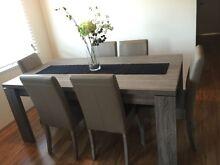 Majesty Super Amart Buffet & 7 Piece Dining Suite Bunbury 6230 Bunbury Area Preview