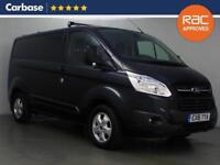 2016 FORD TRANSIT CUSTOM 2.2 TDCi 125ps L1H1 Low Roof Limited Van
