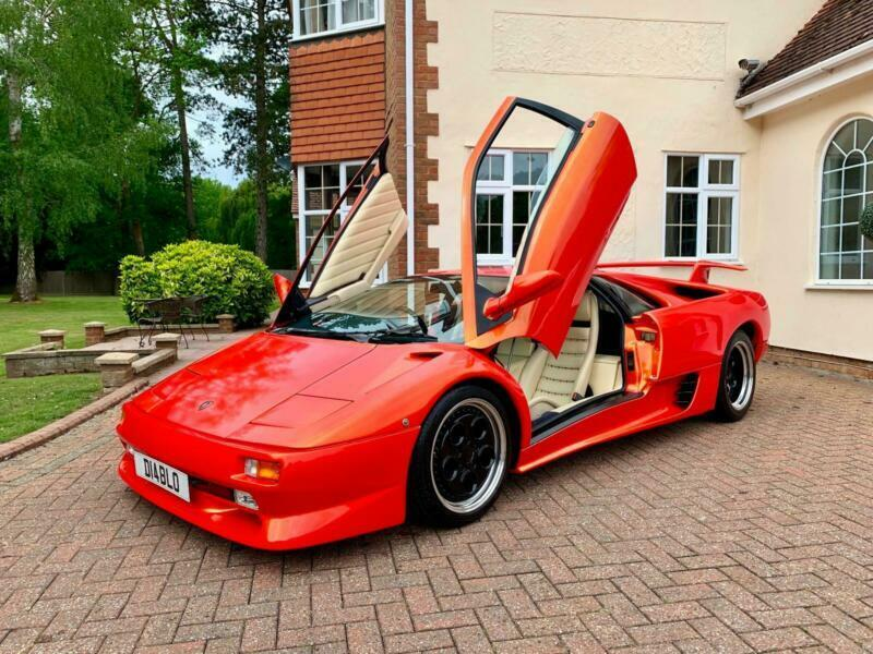 Lamborghini Diablo 1990 1991 1992 Classic Car Collectors Investment In Ware Hertfordshire Gumtree