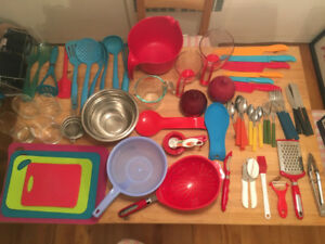 Various Kitchenware
