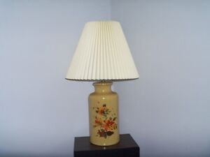 Lampe de table pour salon ou chambre à coucher