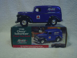 Collectable Antique – Citgo Die Cast  1946 Chevy Suburban Sarnia Sarnia Area image 7