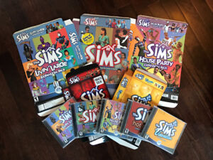 Sims computer games