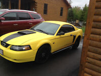 2002 Ford Mustang GT  4.6L V8