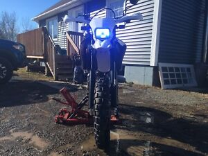 2010 Yamaha Wr250x (Street and Trail)