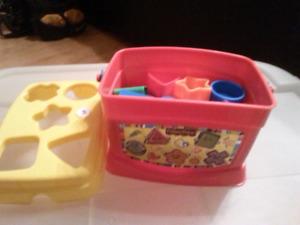20$ pour lot de jouets