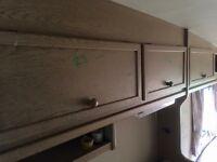 Caravan cupboard door set (6)