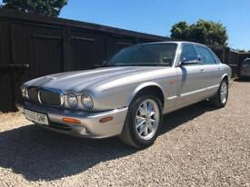 2002 Jaguar XJ Series 3.2 auto XJ8 Executive,ONLY 93000 MILES,ONE FORMER KEEPER,