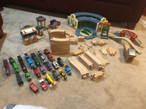 Thomas & Friends Wooden Trains, Tracks & Accessories
