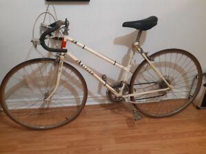 Vintage 80's ten speed womens' Raleigh road bike