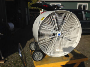 Schaefer 24 Inch Air Mover Fan AFB243VKM