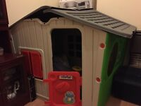 Playhouse and Bicycle both for £45