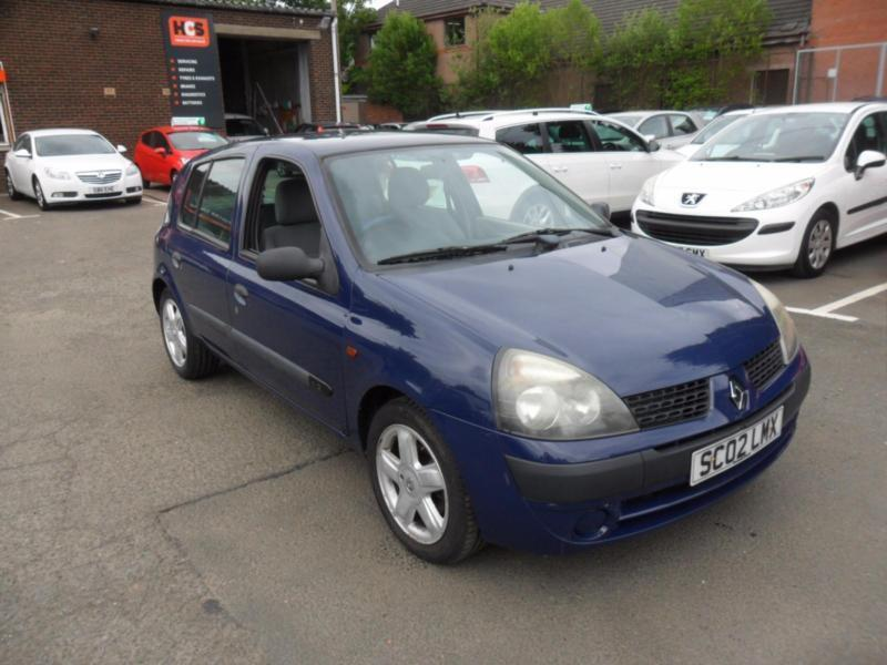 Renault Clio 1.2 Authentique - LOW MILES - 1 YR MOT & AA COVER