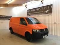 Volkswagen Transporter 2.0TDi ( 140PS ) SWB T32 * 124,000 MILES * FULL HISTORY
