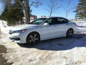 2016 Honda Accord Sport **No Longer Available**