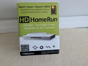 SiliconDust HDHomeRun HDHR-US Dual Networked High Definition Dig