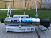 ***REDUCED*** MOVED (from cabin) SALE -- UV Water purifier