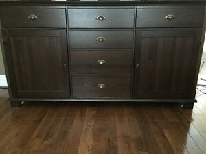 buffets ikea buy and sell furniture in toronto gta kijiji classifieds. Black Bedroom Furniture Sets. Home Design Ideas