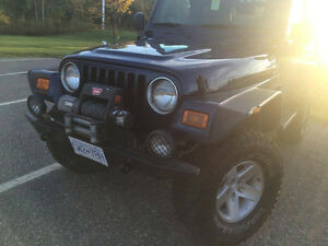 !!REDUCED!! 2003 Jeep TJ Rocky Mountain Edition 9,999.00 OBO