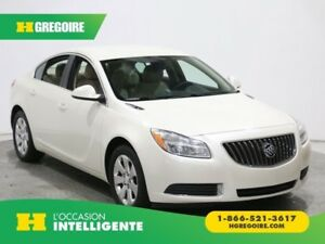 2012 Buick Regal w/1SH AUTO MAGS A/C GR ELECT BLUETOOTH ONSTAR