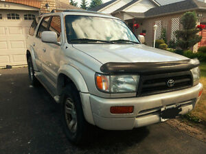 1998 Toyota 4Runner Limited SUV