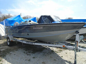 1999 LUND BOAT FOR SALE