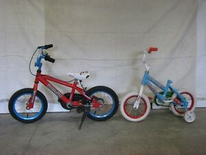 Boys and Girls Bicycle