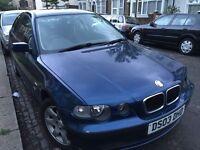 BMW 3 SERIES 316TI SE COMPACT