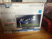 """32"""" LED TV Proscan HDMI / available with Playstation 3"""