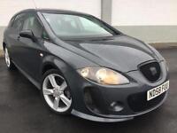 2009 Seat Leon FR TDI 550 BT KIT**Full Miltek Exhaust-Remap**