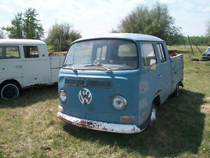 1970's VW trucks, or type 3's wanted.