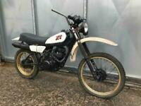 YAMAHA XT 250 TRAIL TRIALS SHED FIND PROJECT BARGAIN TO CLEAR £1995 PX + - ££?