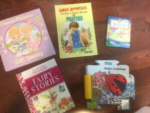 Books (Disney, Princess, etc.)