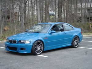 ***WANTED*** 2001 BMW M3 Coupe (Coupe, 6spd and LSB only)