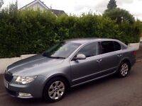 2010 SKODA SUPERB 1.9 TDI NEW MODEL (Passat Octavia Audi)