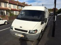 Ford Transit 280 MWB TD 2.0 Heavy oil