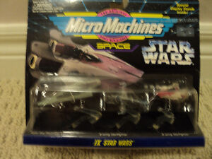 Star Wars Micro Machines Collection IX *NEW IN BOX*
