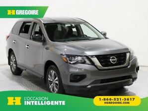 2018 Nissan Pathfinder S 4WD AUTO A/C GR ELECT MAGS BLUETOOTH CAMERA