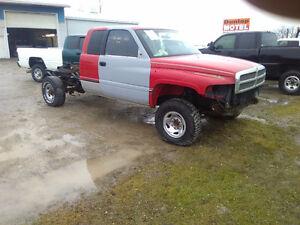 97 Dodge 2500 4x4 diesel