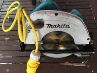 Makita 5407R circular saw 110v excellent working condition !!!