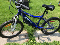 """20"""" 6-speed, CCM FS2.0 boys bike"""
