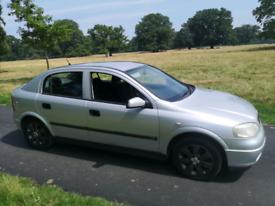 Vauxhall Astra 1.6 16V LS Petrol Manuel