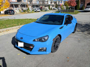 [Lease Transfer] 2016 Subaru BRZ Hikari Edition Hyper Blue
