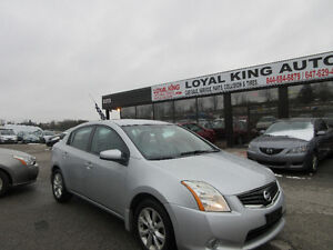 2012 Nissan Sentra CERTIFIED AND E TESTED Sedan