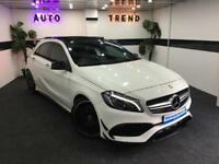 Mercedes-Benz A45 2.0 ( 381ps ) ( Premium ) ( s/s ) 4MATIC Speedshift DCT AMG